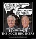 Koch Brothers Cartoon