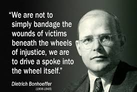 Lutheran Pastor Dietrich Bonhoeffer was 39 when he was hung at Flossenbürg concentration camp, Germany