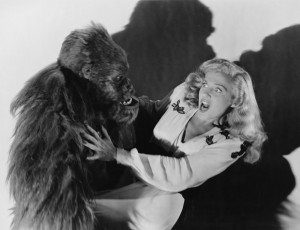 image 003 Woman with Gorilla