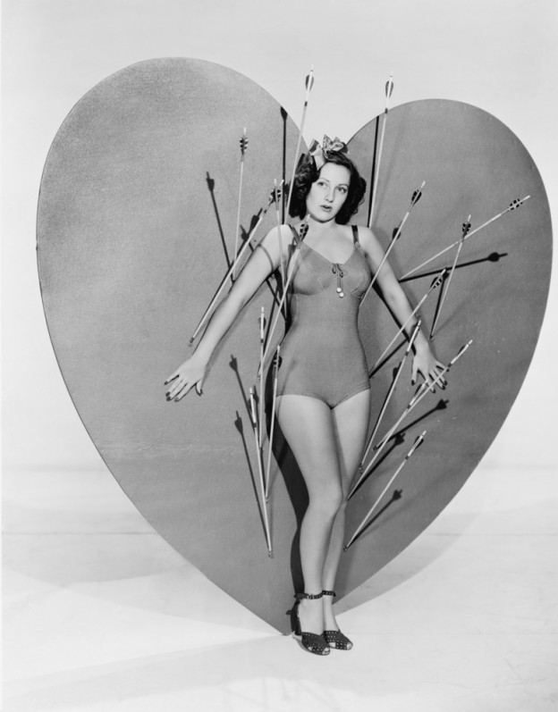 image 006 Heart with Arrows